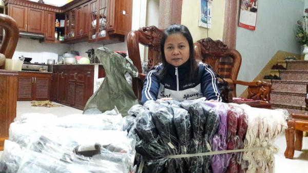 """""""Vương quốc"""" của những nữ tỉ phú chân đất ở Bắc Giang"""
