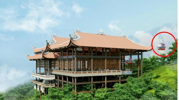 Kết nối du lịch Quảng Ninh – Bắc Giang bằng…cáp treo