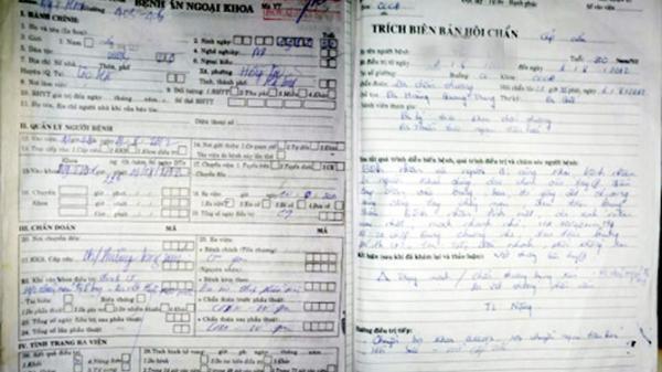 Công ty ở Bắc Giang bị phạt 23 triệu đồng vì làm sai lệch thông tin bệnh án