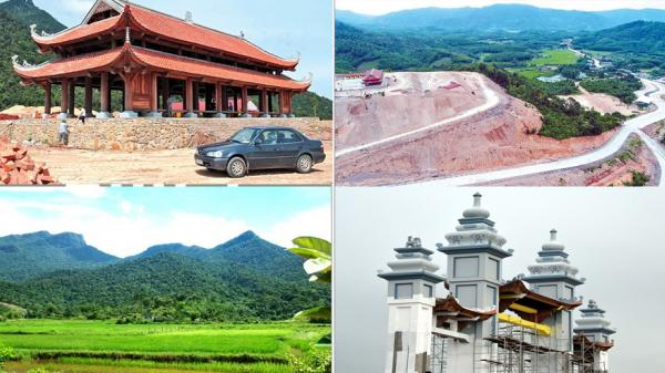 Bắc Giang: Có nhiều tiềm năng, phát triển bền vững tại Khu du lịch Tâm linh – Sinh thái Tây Yên Tử