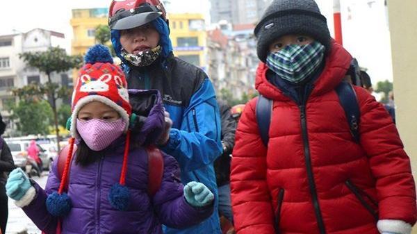 Dự báo thời tiết 24/1: Miền Bắc sẽ giảm đột ngột 12 độ