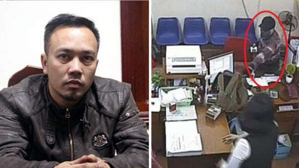 Nghi phạm cướp ngân hàng ở Bắc Giang khai gì tại cơ quan công an?