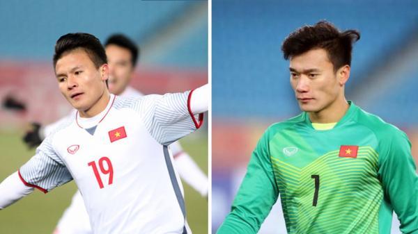 Sau đại thắng tại VCK U23 Châu Á, giá trị chuyển nhượng của cầu thủ U23 Việt Nam lên mức cực KHỦNG
