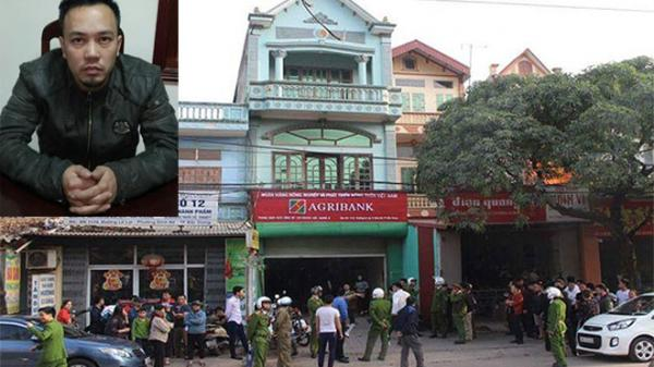 Lộ diện kẻ bịt mặt cướp hơn 1 tỷ đồng tại ngân hàng ở Bắc Giang nhờ đồ vật này