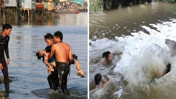 Nguyên nhân khiến 4 người trong 1 gia đình bị đuối nước thương tâm ở Bắc Giang