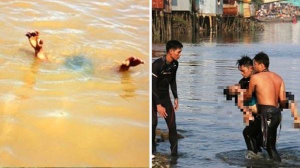 Vụ 4 người trong gia đình chết đuối ở Bắc Giang: Thi thể 3 nạn nhân tìm thấy cùng một chỗ