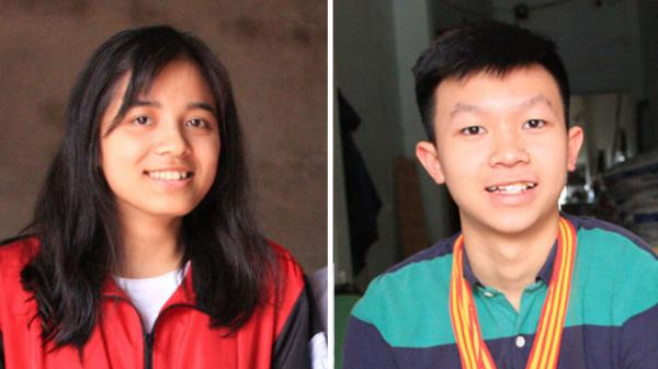 2 học sinh Bắc Giang xuất sắc đoạt giải Nhì học sinh giỏi quốc gia