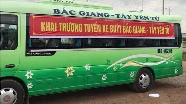 Trảy hội xuân Tây Yên Tử thuận lợi hơn với tuyến xe buýt 07 - Bắc Giang - Tây Yên Tử