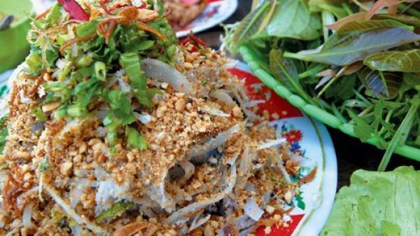 Gỏi cá chép Nội Hoàng- Đặc sản một vùng quê
