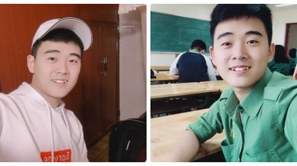 """Hotboy Bắc Giang đẹp như SAO HÀN khiến các cô gái """"đổ rầm rầm"""""""