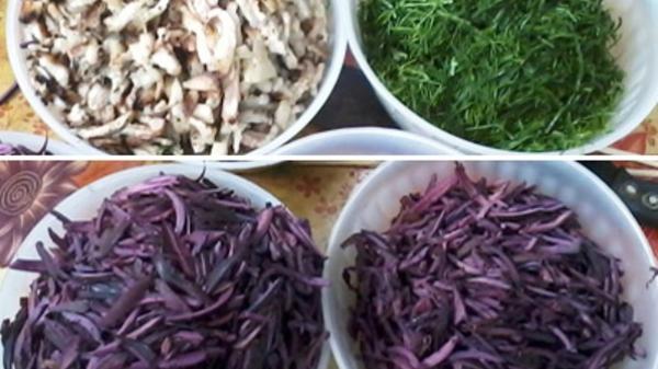 Nham - món ăn đãi khách quý của người dân Hiệp Hòa - Bắc Giang