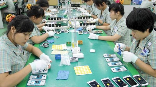 Sự thật về lao động nữ tại Samsung Việt Nam