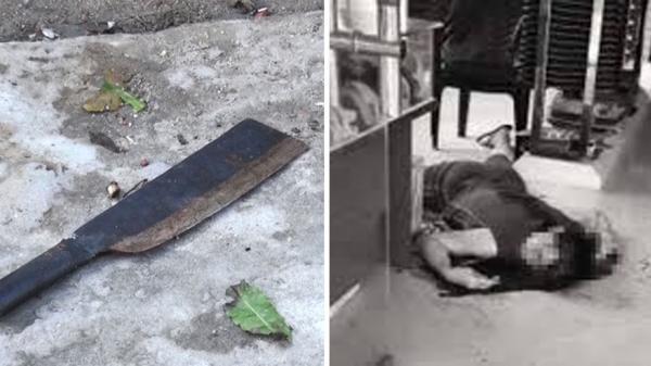 Bắc Giang: Người phụ nữ dùng dao giết chết người họ hàng vì tranh chấp đất đai