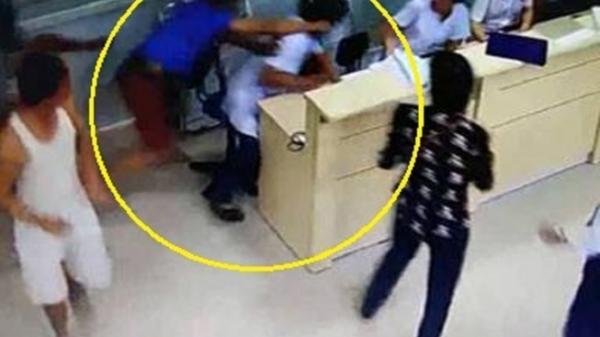 Bắc Giang: Công an vào cuộc điều tra vụ bác sĩ bị hành hung phải khâu 5 mũi