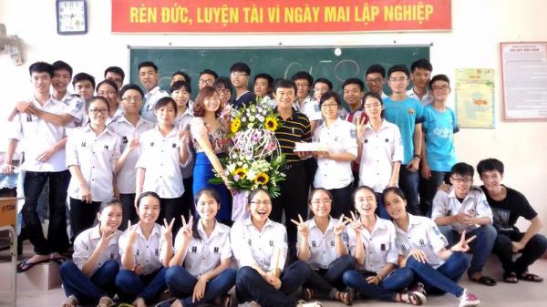 Bắc Giang: Một lớp học xuất sắc đạt được điểm trung bình tổng 3 môn là 27,2