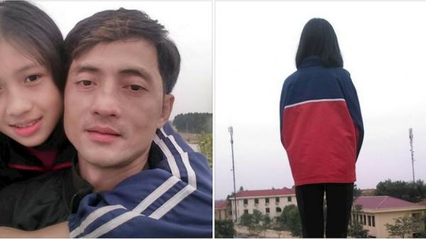 Nữ sinh xinh đẹp ở Hiệp Hòa (Bắc Giang) mất tích: Người lạ đón bằng ôtô