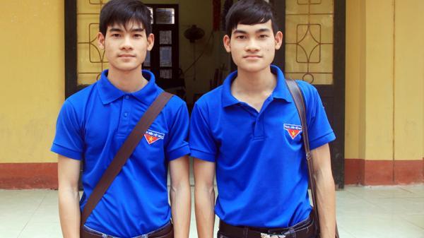 2 anh em sinh đôi ở Yên Thế xuất sắc giành giải Nhất, Nhì trong cuộc thi học sinh giỏi cấp tỉnh