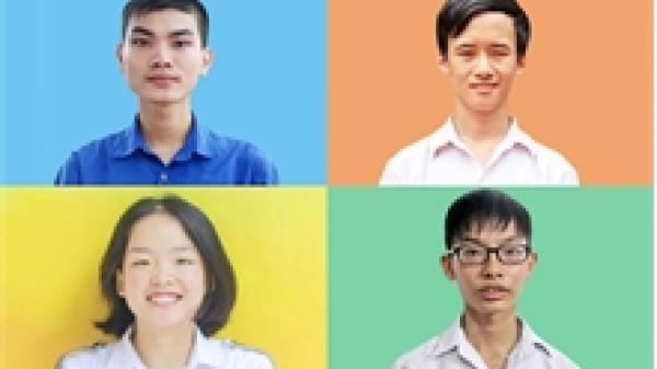 Những gương mặt xuất sắc kỳ thi THPT quốc gia ở Bắc Giang