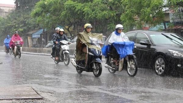 Dự báo thời tiết 8/5: Miền Bắc tụt 10 độ, chuyển mưa rào