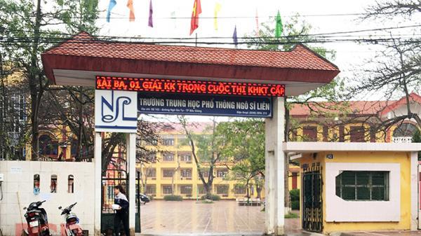 Bắc Giang công bố xếp hạng các trường học trực thuộc
