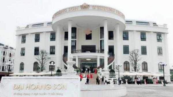 """Nhà khách tỉnh Bắc Giang """"lọt thỏm"""" trong dự án BT """"khủng"""" của Đại Hoàng Sơn"""