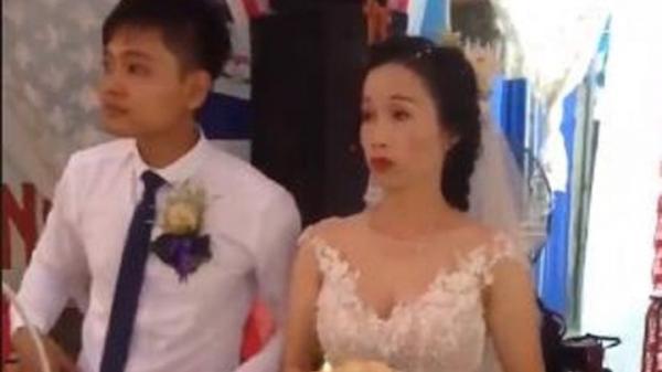 Chuyện ít biết về đám cưới chú rể kém cô dâu Bắc Giang 17 tuổi