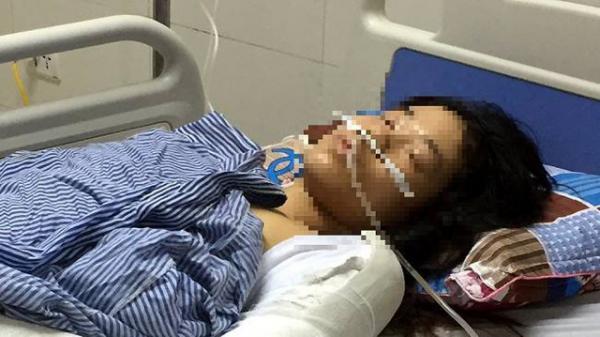 """Bắc Giang: Vợ bị c.hém d.ã man sau khi chồng nhận cuộc gọi """"lạ"""""""