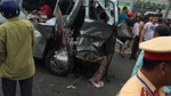 Vụ tai nạn kinh hoàng trên cao tốc Hà Nội - Bắc Giang: 1 cảnh sát hình sự t.ử vong
