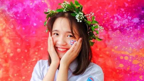 Nữ sinh duy nhất đạt điểm 10 môn tiếng Anh ở Bắc Giang chia sẻ bí quyết học tập