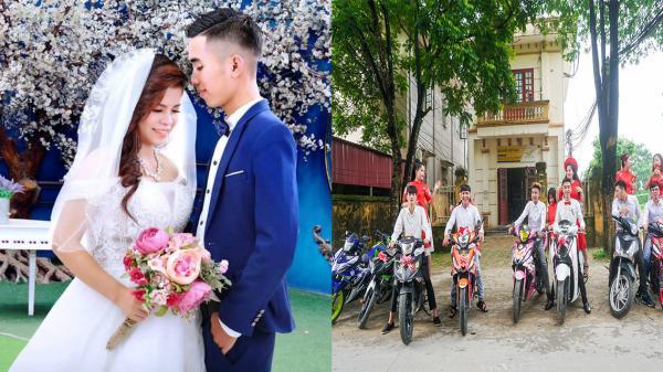 CLIP HOT: Đám cưới CỰC CHẤT với dàn WINNER THẮT NƠ ở Bắc Giang gây xôn xao cộng đồng mạng