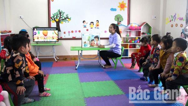 Bắc Giang: Giám sát chặt chẽ, bảo đảm an toàn tại cơ sở giáo dục mầm non