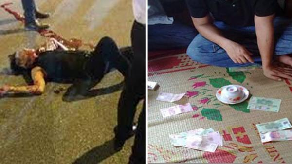 Bắc Giang: Mâu thuẫn trên chiếu bạc, một thanh niên bị c.hém trọng thương