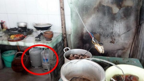 Bắc Giang: Xảy ra cháy nhà, thiệt hại khoảng 20 triệu đồng