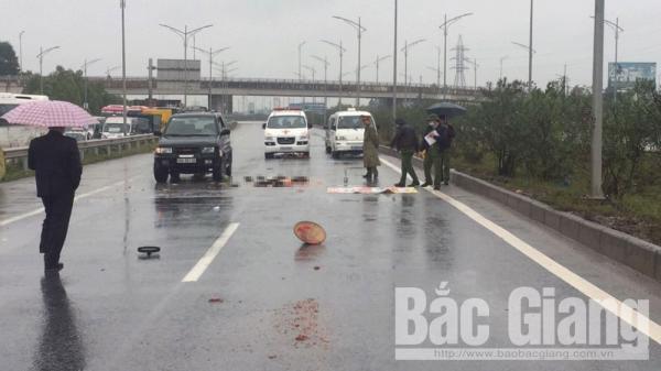Vụ th.i thể người phụ nữ không nguyên vẹn trên cao tốc Bắc Giang: Hé lộ danh tính tài xế xe 7 chỗ