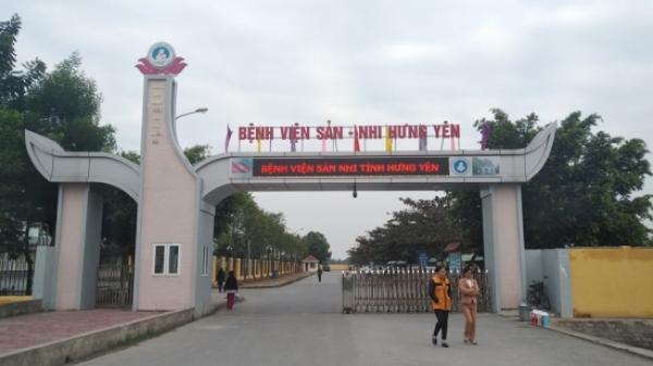 Hưng Yên: Bé gái 8 tháng tuổi t.ử vo.ng bất thường tại Bệnh viện Sản nhi Hưng Yên
