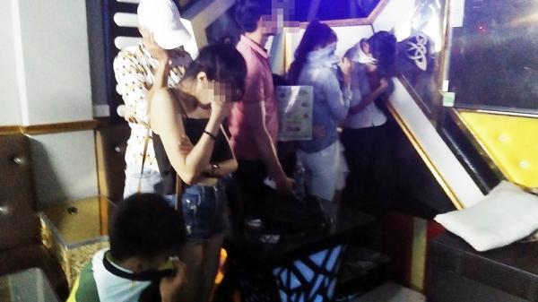 Lục Ngạn (Bắc Giang): Phát hiện 18 đối tượng trong quán karaoke dương tính với m.a t.úy