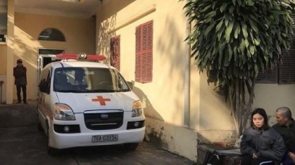 Vụ người phụ nữ bán cá bị s.át h.ại ở Bắc Giang: 'Người đi cùng phải nhập viện cấp cứu'