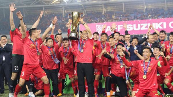 Bảng xếp hạng FIFA tháng 12: Ngã ngửa thứ hạng của bóng đá Việt Nam