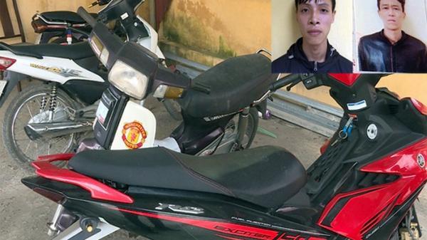Hưng Yên: Tr.iệt ph.á ổ nhóm chuyên tr.ộm cắp xe máy