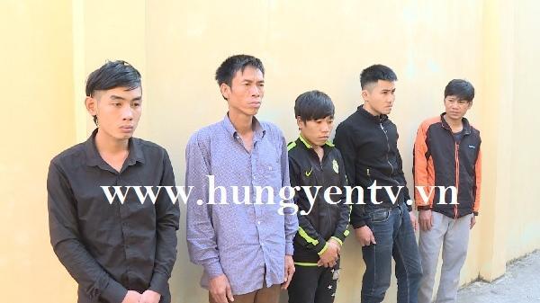 1 ngày triệt phá 6 tụ điểm tà.ng trữ tr.ái phép chất m.a t.úy ở Văn Lâm - Hưng Yên