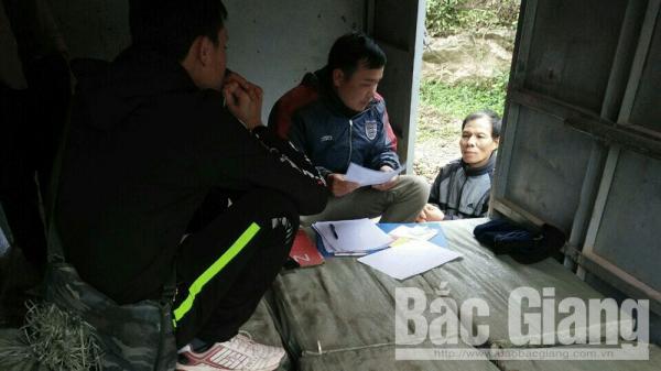 Lục Ngạn - Bắc Giang: B.ắt đối tượng vận chuyển hơn 3 tạ pháo lậu