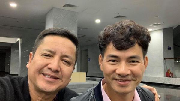 Sự thật bức ảnh Chí Trung với Xuân Bắc có mặt ở VTV tập Táo Quân 2019
