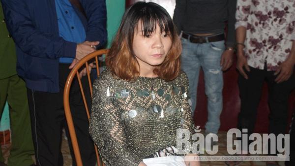 Bắc Giang: Nữ quái 9X thuê phòng trọ để bán m.a t.úy