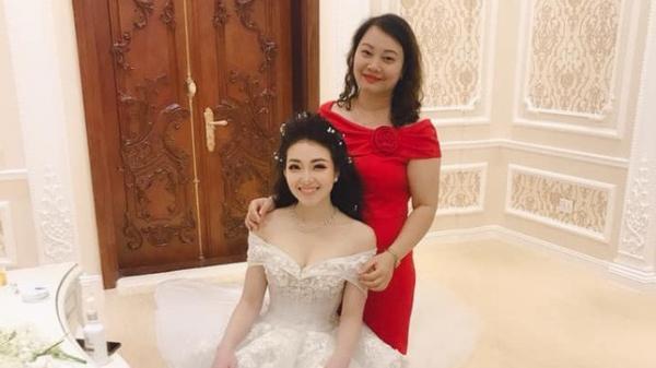 Chân dung cô dâu được bố mẹ cho 200 cây vàng + 2 sổ đỏ và dàn siêu xe Rolls-Royce Phantom đón dâu