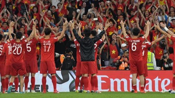 Việt Nam đ.au tim giành vé cuối cùng đi tiếp ở Asian Cup 2019