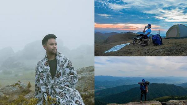 Hành trình chinh phục Đồng Cao – chốn thảo nguyên bình yên ở Bắc Giang