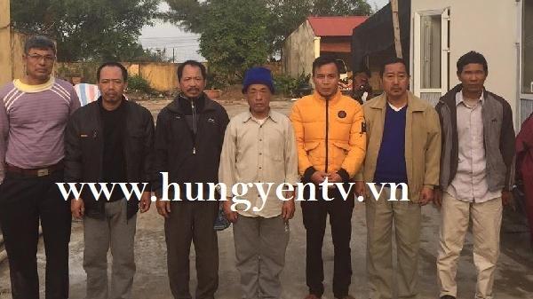 Phù Cừ (Hưng Yên): T.riệt ph.á chuyên án đ.ánh b.ạc sau vườn nhà, bắt giữ 7 đối tượng