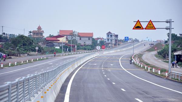 Bước đột ph.á về giao thông ở Hưng Yên nhờ cầu Hưng Hà