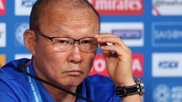 HLV Park Hang-seo phát biểu gì sau trận thua trước đội tuyển Nhật Bản?