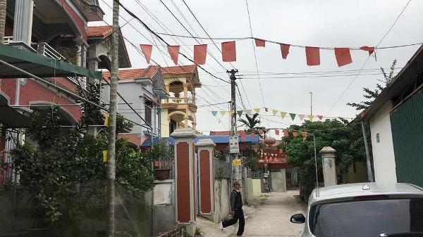 """Câu chuyện tết về làng """"xuất ngoại"""" ở Hưng Yên"""
